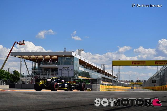 Renault en el GP de Canadá F1 2019: Viernes - SoyMotor.com