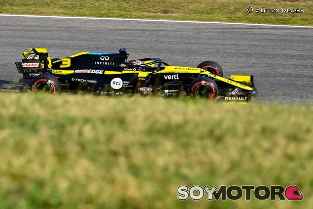 Renault en el GP de La Toscana F1 2020: Viernes - SoyMotor.com