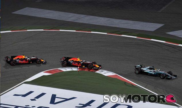 Red Bull en el GP de Baréin F1 2017: Domingo - SoyMotor.com