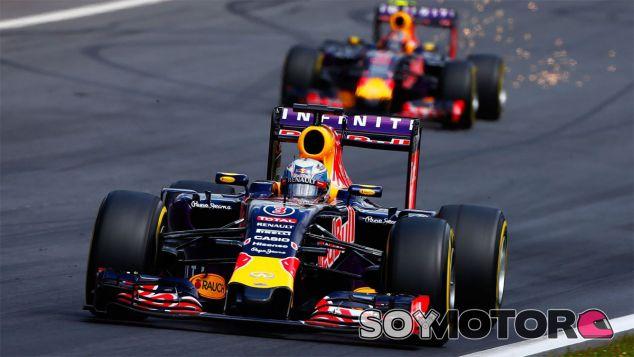 Daniel Ricciardo cree que Red Bull tuvo uno de los mejores chasis de la parrilla en 2015 - LaF1
