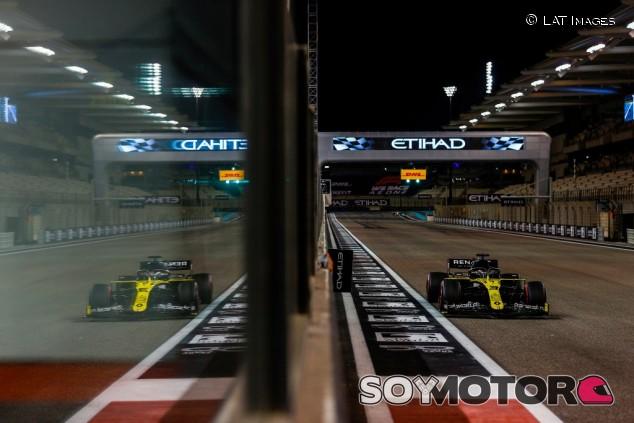 Renault en el GP de Abu Dabi F1 2020: Viernes - SoyMotor.com