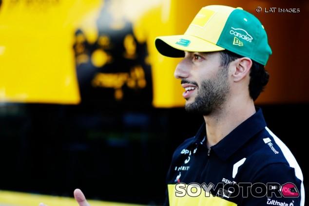 """Ricciardo: """"Tres equipos de la zona media están a menos de una décima"""" - SoyMotor.com"""