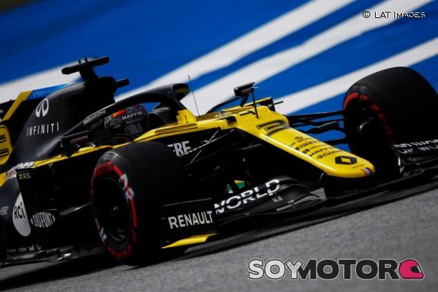 Renault en el GP de Austria F1 2020: Viernes - SoyMotor.com