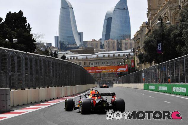 El RB14 en Bakú – SoyMotor.com