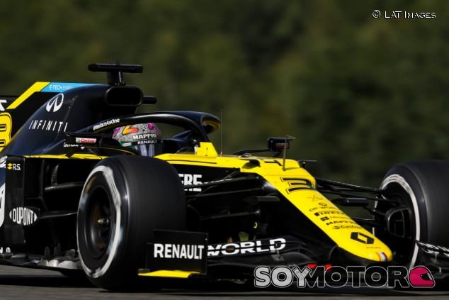 "Ricciardo afirma que Renault ha encontrado un set-up que ""da vida al coche"" - SoyMotor.com"