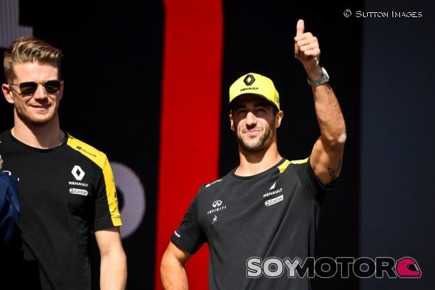 Los pilotos de Renault, insatisfechos con las nuevas 'mejoras – SoyMotor.com