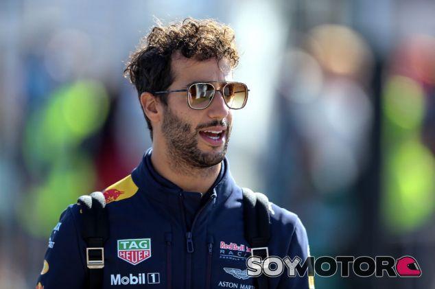 Daniel Ricciardo –SoyMotor.com