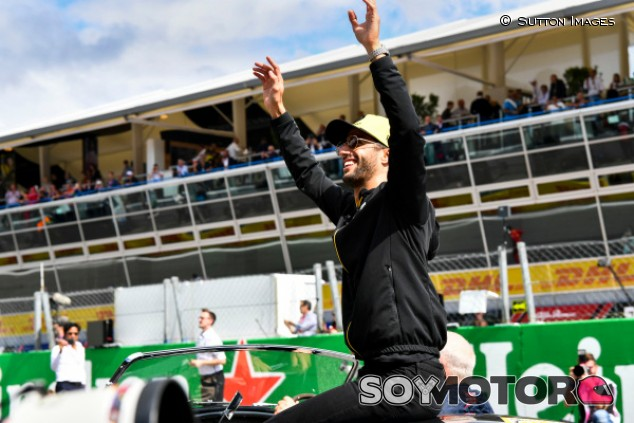 """Ricciardo: """"Por días como hoy firmé con Renault"""" – SoyMotor.com"""