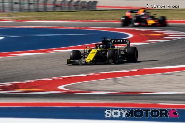 Renault en el GP de Estados Unidos F1 2019: Viernes – SoyMotor.com