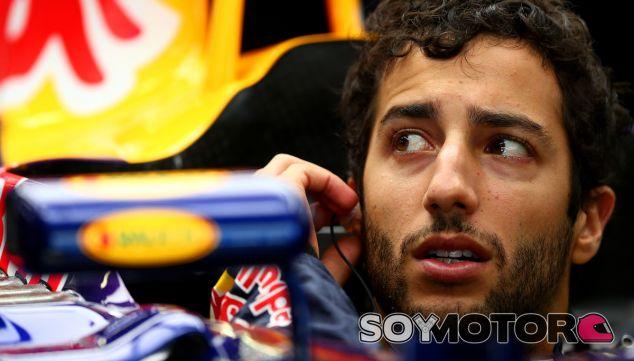 Ricciardo confía en las órdenes de equipo para luchar por el mundial - LAF1.es