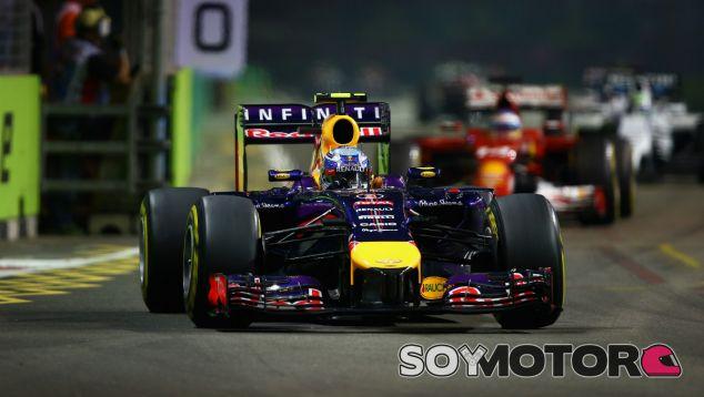 "Ricciardo sobre Alonso: ""Si hubiera sido Mónaco, hubiera ido al muro"" - LaF1.es"