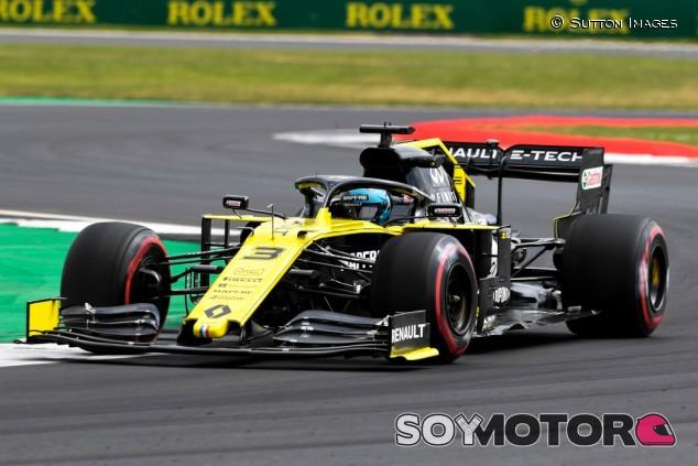 Renault en el GP de Gran Bretaña F1 2019: Sábado - SoyMotor.com