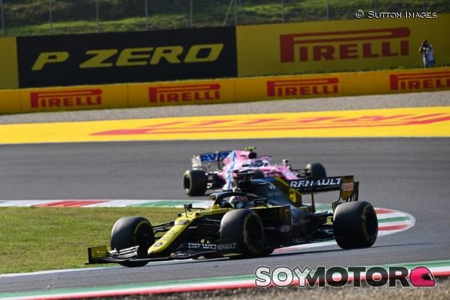 Renault en el GP de La Toscana F1 2020: Domingo - SoyMotor.com