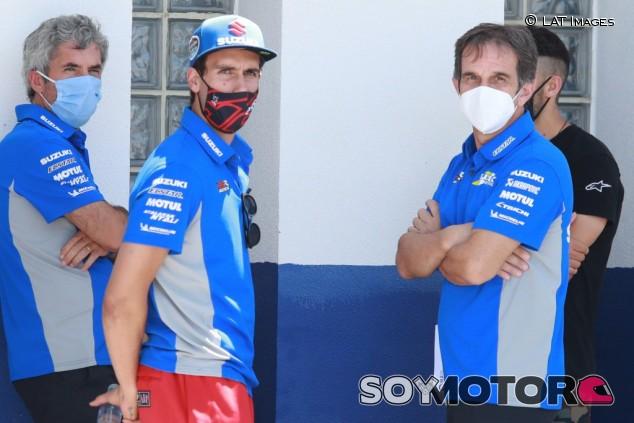 "Rins, sobre el fichaje de Brivio por Alpine como jefe de Alonso: ""Pensé que era broma"" - SoyMotor.com"