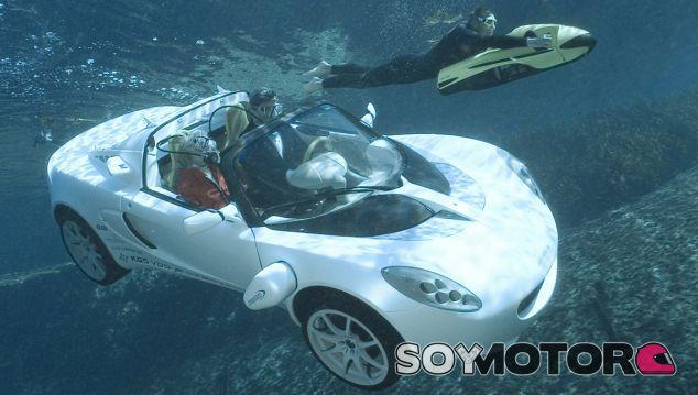 Por el mar corren los Rinspeed sQuba - SoyMotor