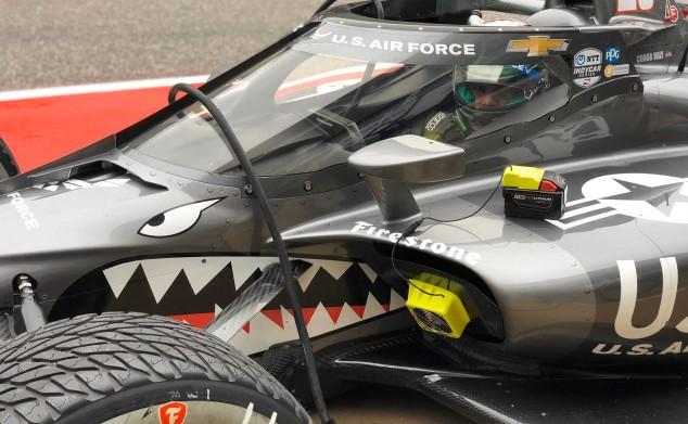 Escaso rodaje en el primer test de IndyCar 2020; debuta Palou - SoyMotor.com