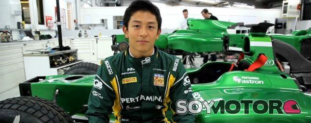 Haryanto pilotará el Caterham CT05 en Silverstone junto a Stevens - LaF1.es