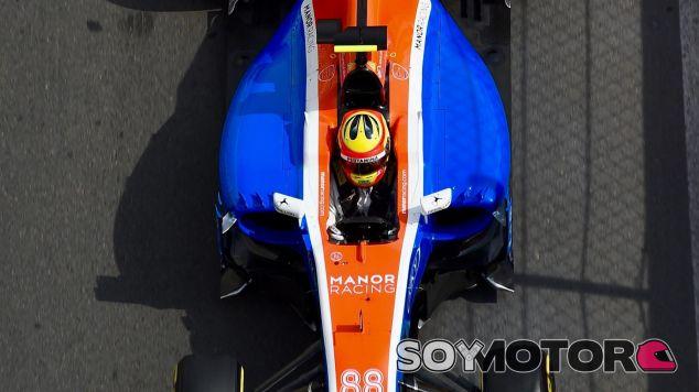Manor espera mejorar de cara a la clasificación - LaF1