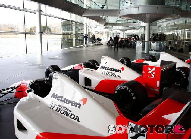 McLaren-Honda cambiará de color en 2015 - LaF1.es
