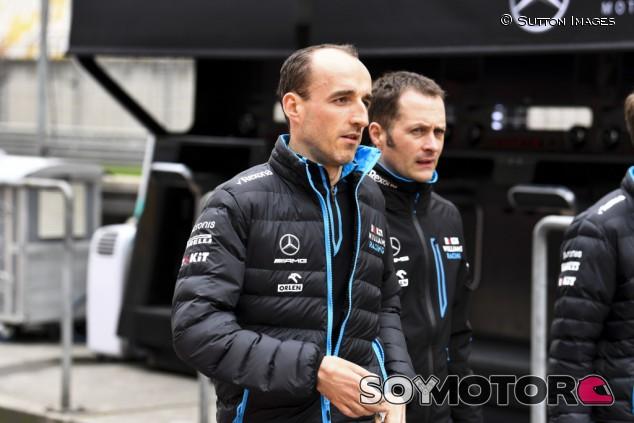 """Kubica, sobre Williams: """"No es un problema de un único hombre"""" - SoyMotor.com"""