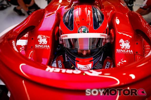 Kubica pilotará el Alfa Romeo en los Libres 1 del GP del 70º Aniversario - SoyMotor.com