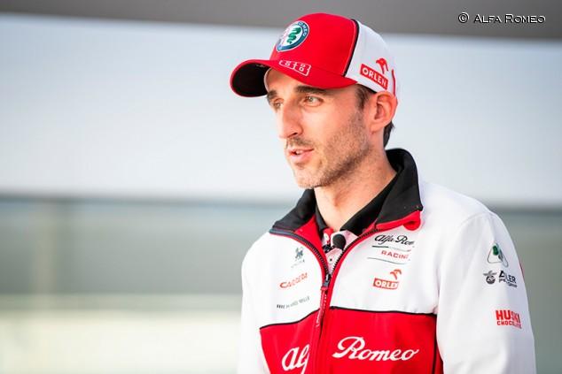 Kubica pilotará el Alfa Romeo en los Libres 1 del GP de Baréin - SoyMotor.com