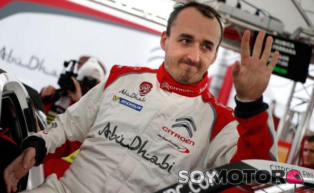 Kubica, dispuesto a pasar por el quirófano para volver a la F1 - LaF1.es