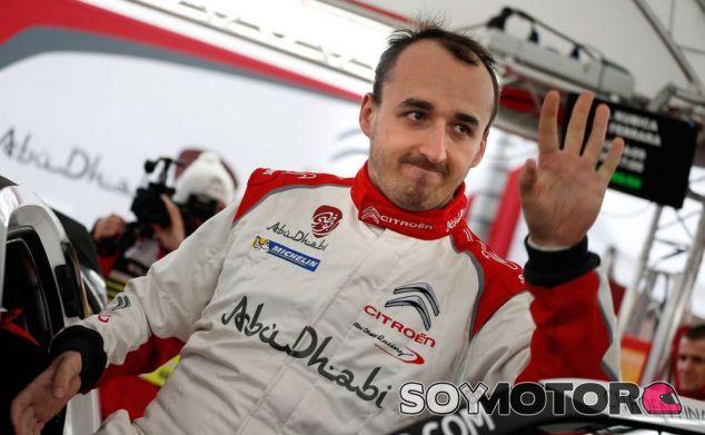 Kubica volverá a competir en el asfalto de los circuitos - LaF1