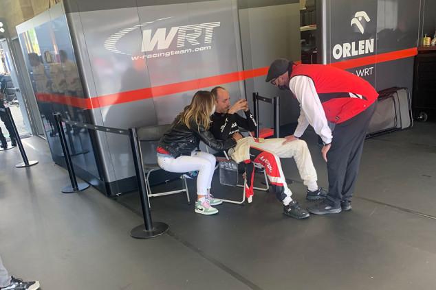 """""""¿Por qué nosotros?"""": la crueldad se ceba con Kubica en Le Mans - SoyMotor.com"""