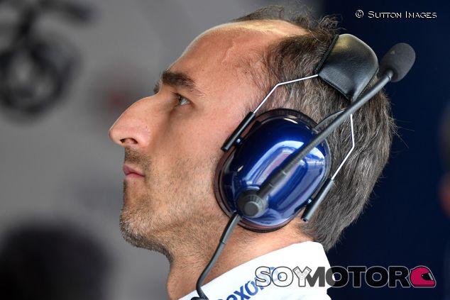 Robert Kubica en el pasado GP de Italia - SoyMotor