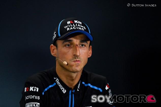 Robert Kubica en el GP de Singapur F1 2019 - SoyMotor.com