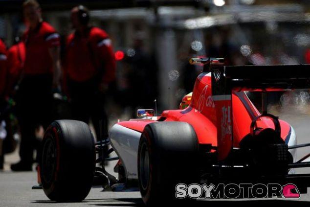 Roberto Merhi en el Gran Premio de Canadá - LaF1