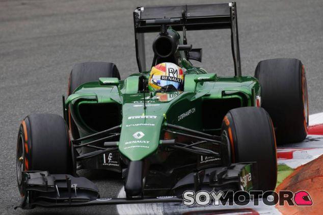 Roberto Merhi en Italia - LaF1