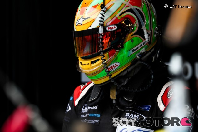 Roberto Merhi en Spa - SoyMotor.com