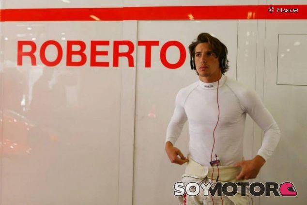 La trayectoria de Roberto Merhi en el Mundial 2015 durará al menos una carrera más - LaF1