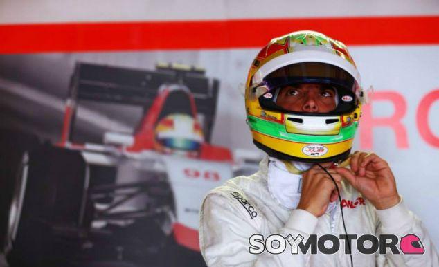 Merhi todavía es optimista con su futuro - LaF1