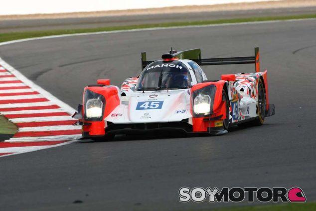 Roberto Merhi a los mandos de su LMP2 - LaF1