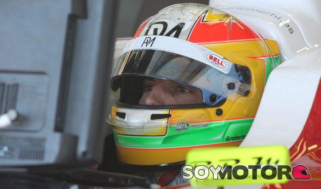 Entrevista en exclusiva con Roberto Merhi a LaF1.es