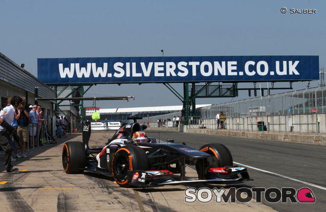 Robin Frijns en los test de jóvenes pilotos - LaF1