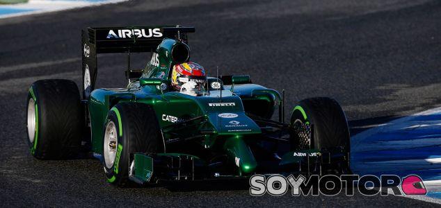 """Frijns: """"La Fórmula 1 dominada por el dinero no es justa"""""""