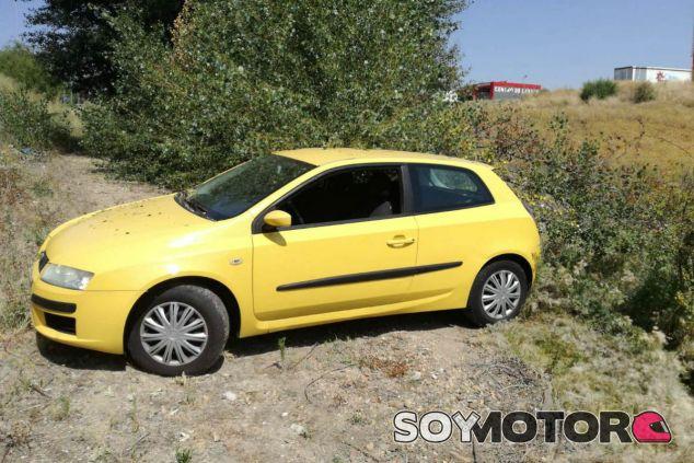 Robo de coche en Valladolid - SoyMotor.com