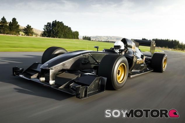 Rodin FZED: un Fórmula 1 para 'todos' los públicos - SoyMotor.com