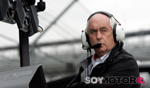 Robert Penske descarta fundar un equipo en la Fórmula 1 - LaF1