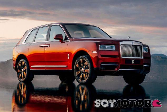 Rolls-Royce Cullinan: el SUV de lujo está listo - SoyMotor.com