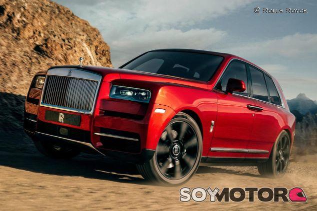 Rolls-Royce Cullinan - SoyMotor.com