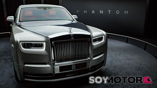 Rolls-Royce Phantom - SoyMotor.com