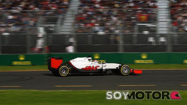 Romain Grosjean en Australia - LaF1