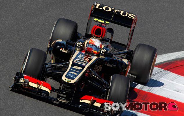 Romain Grosjean en Corea - LaF1