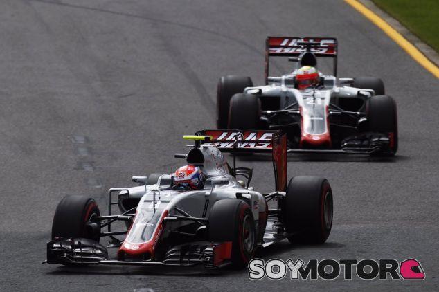 Grosjean fue 19º y Gutiérrez 14º en China - LaF1