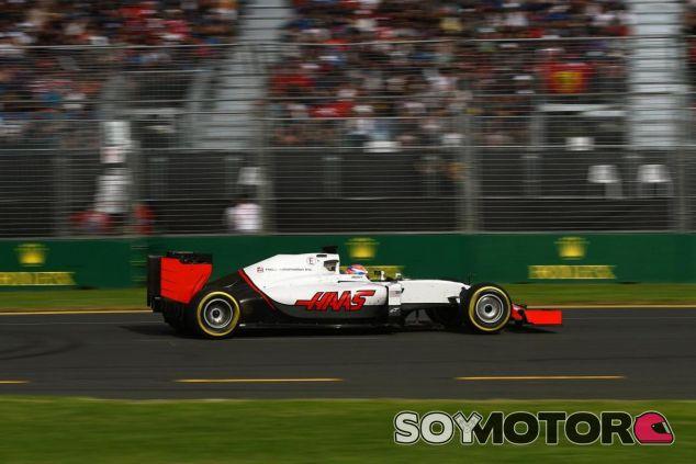 Haas espera sacar un buen resultado del GP de Europa - LaF1